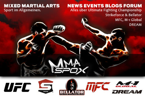 Mixed Martial Arts auf Spox
